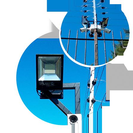 projetos de segurança eletronica